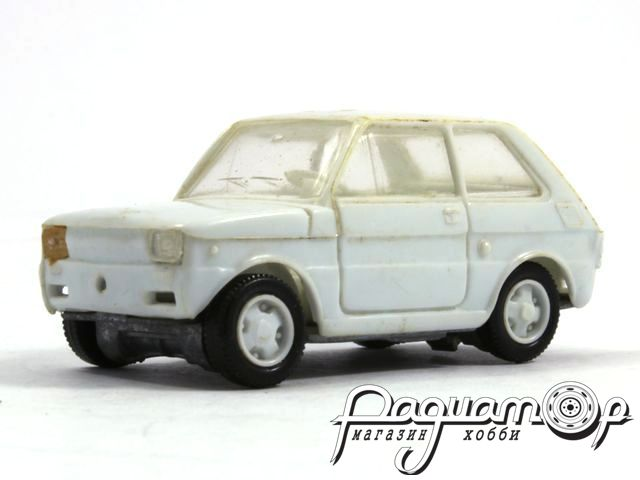 Fiat 126p (1972) P-127