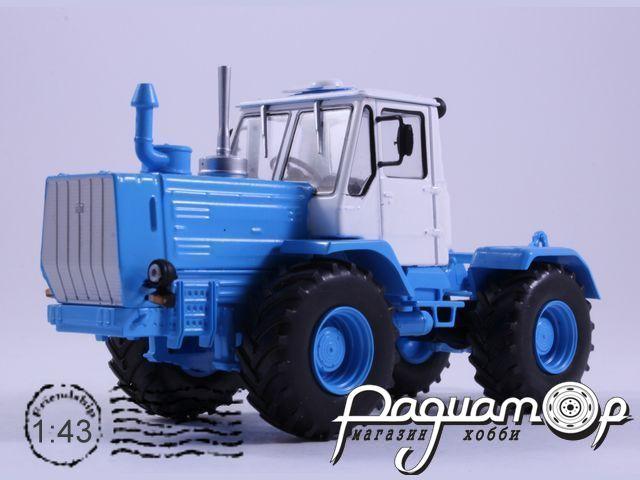 Т-150К (1980) с журналом Тракторы №11