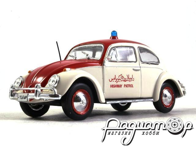 Volkswagen Beetle Полиция Афганистана (1970)