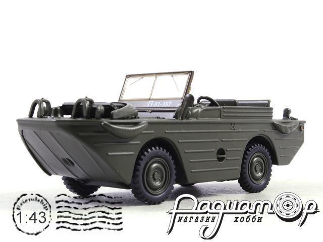 Автолегенды СССР и Соцстран №190, Ford GPA (1941)
