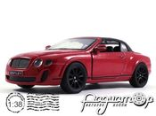 Bentley Continental Supersports Convertible (2010) 5353