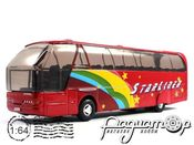 Автобус Neoplan Starliner (Welly)-D