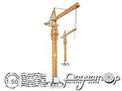 Tower Slewing Crane 625017 (D)