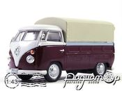 Volkswagen T1 Covered Pickup (1951) 251XND-203