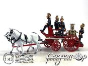 Merryweather Horse Drawn Fire Engine (1880) YS-46 (K)