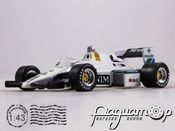 Williams FW08C №1 Formula-1, Keke Rosberg (1983) GL09
