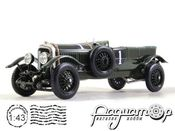 Bentley Speed Six №1 Sieger Le Mans, Barnato/Birkin (1929) LM1929