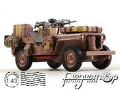 Jeep Willys MB 4х4 Special Air Service (SAS) (1942) EX43