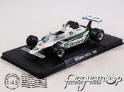 Williams FW07B №27 World Champion Formula 1, Alan Jones (1980) GL05