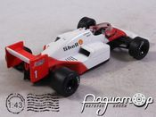 McLaren MP4/2C №1 World Champion Formula 1, Alain Prost (1986) GL10