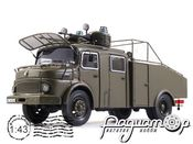 Mercedes-Benz 1113 Military (1967) 180326