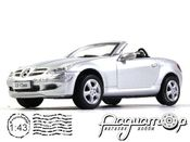 Mercedes-Benz SLK 350 (2005) New Ray (B)