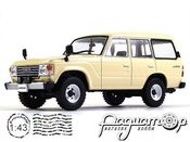 Toyota Land Cruiser LC60 (1982) F43-072