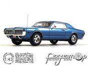 Ford Mercury Coguar Coupe (1968) GPF425