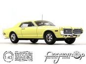 Ford Mercury Coguar Coupe (1968) GPF426