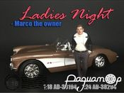 Фигурка Ladies Night Marco AD38194