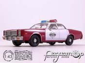 Dodge Monaco Finchburg County Sheriff (1977) 86573 (PD)
