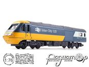 BR InterCity 125 Power Car (1976) (L) 3407