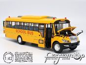 American School Bus ZK6109DX (2010) 7241100