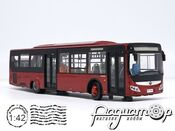 Yutong ZK6128 Low Floor Bus (2000) 100301