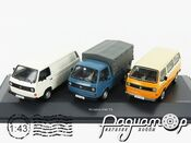 Набор 40 Years Volkswagen VW T3 Bus (3шт) 450368600