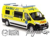 Fiat Ducato AR SAMU 45 Ambulance (2014) ODEON034