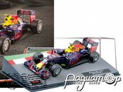 Formula 1 Auto Collection №43, Red Bull RB12 Макса Ферстаппена (2016)