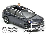 Citroen DS7 Crossback Presidential (with E Macron figure) (2017) 170012