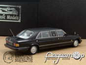 Mercedes-Benz W126 Series 1000SEL Extended (1986) 993128