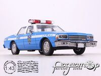 Chevrolet Caprice New York City Police Dept (NYPD) (1990) 86583