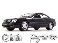 Mercedes-Benz CL600 (2006) 22073B