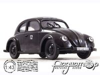 Volkswagen Beetle Taxi Berlin British car Hire (1947) CTW99005 (PL)