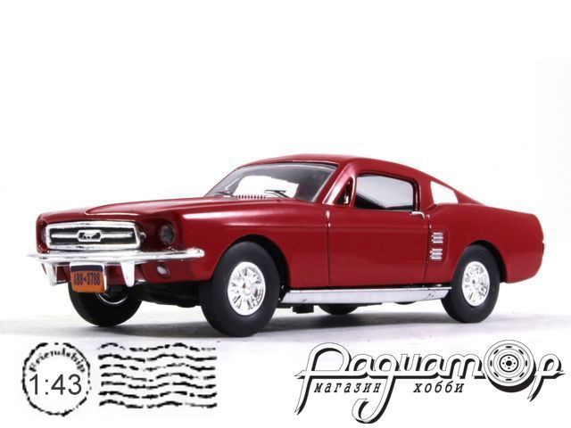 Ford Mustang (1967) LA27