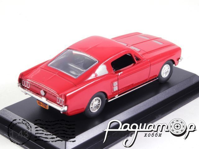 Ford Mustang (1967) LA27