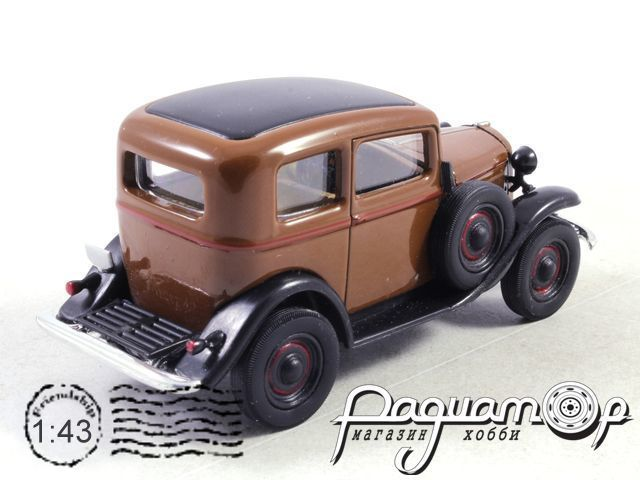 Opel P4 (1935) LS57