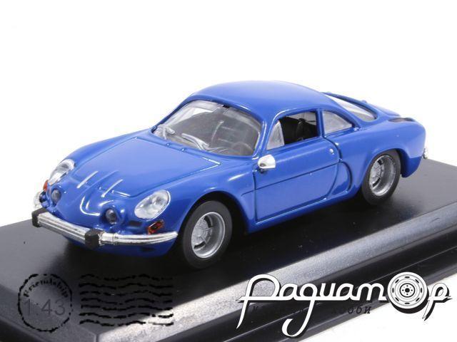 Renault Alpine A110 (1963) LA31