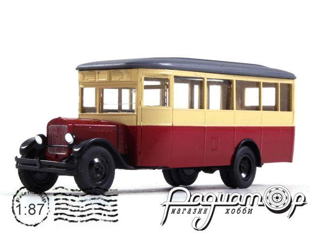 ЗиС-8 городской (1934) RTMH001
