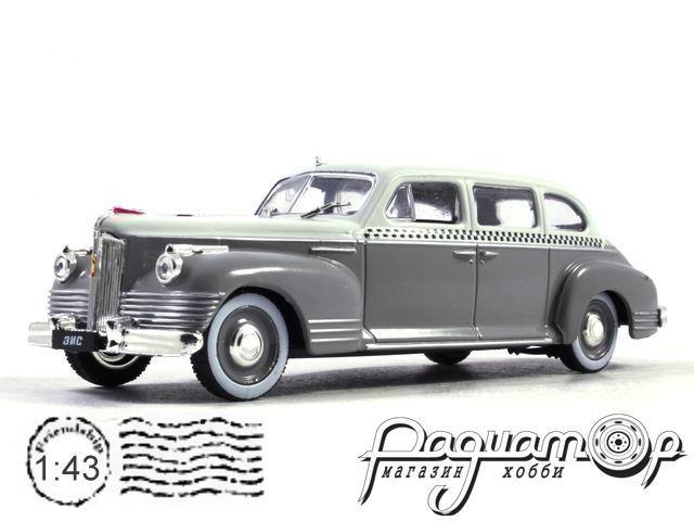 Автолегенды СССР Лучшее №25, ЗиС-110 Такси (1945)