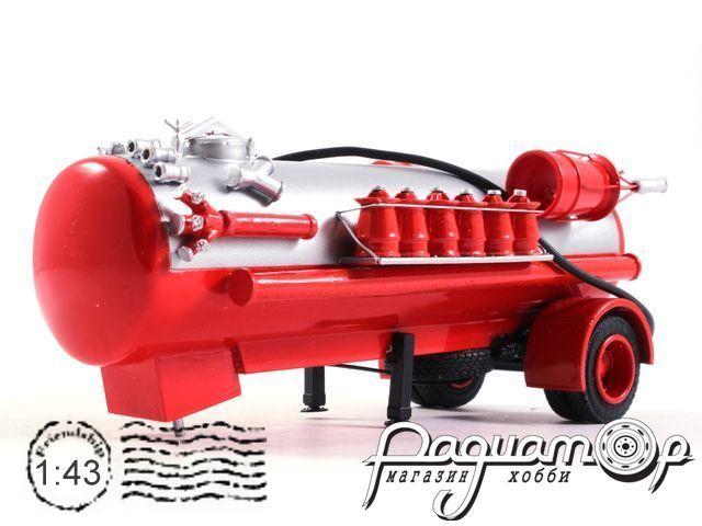 Полуприцеп-автоцистерна АВ-6 пожарная (1980) NIK065