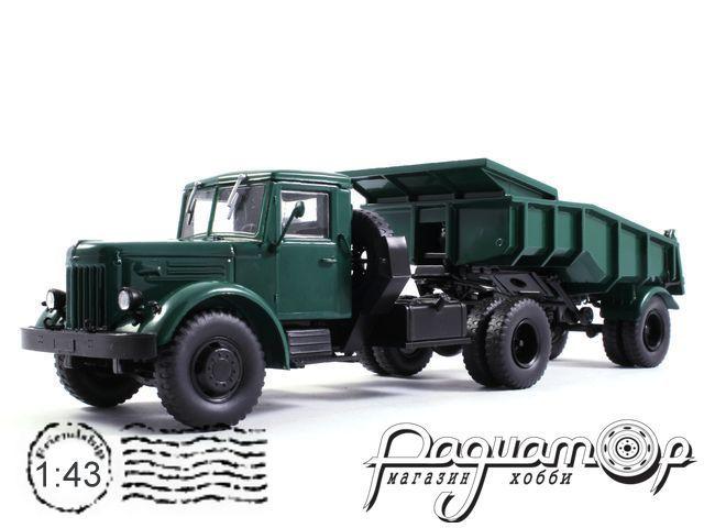 МАЗ-200В с полуприцепом МАЗ-5232В (1951) 101067