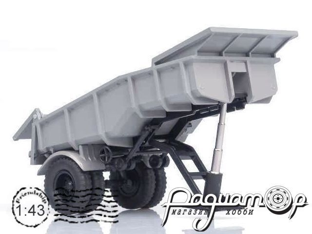 Самосвальный полуприцеп МАЗ-5232В (1955) 101104