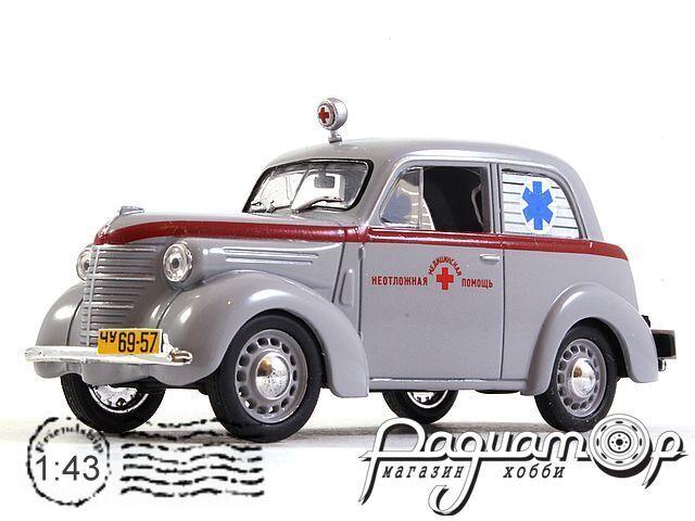 КиМ-10-50 Медпомощь (1940) 1058