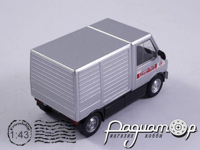 Автолегенды СССР №146, ВАЗ-2702 «Пони» (1982)