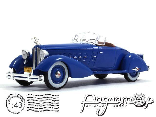 Packard V12 LeBaron Speedster (1934) MUS043 (PL)