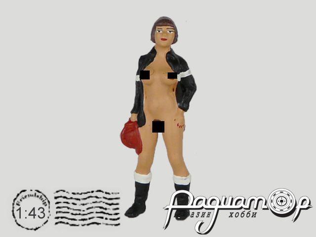 Девушка-пожарный 626A