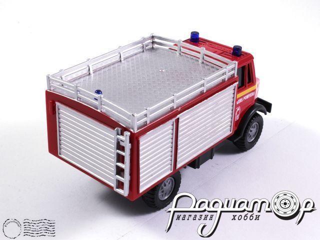 Mercedes-Benz Unimog пожарный (1985) RMU01 (I)