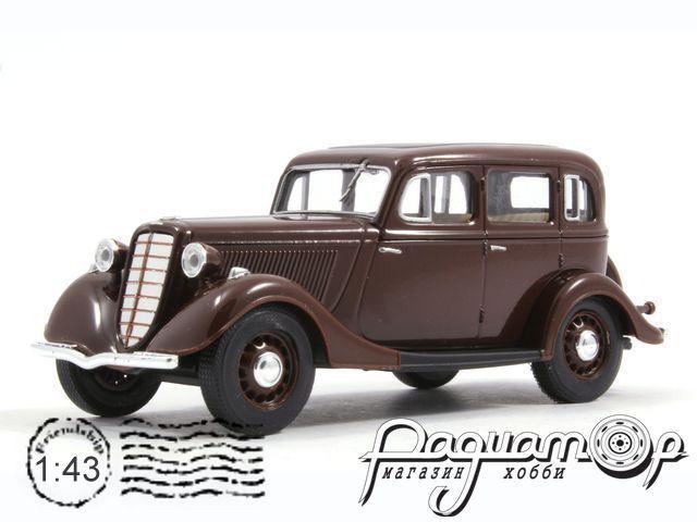 ГАЗ-М1 (1936) H154-R