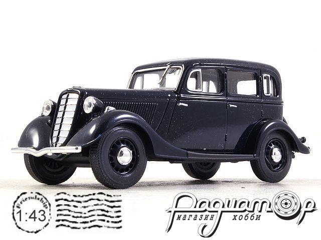 ГАЗ-М1 (1936) H154-B (Z)