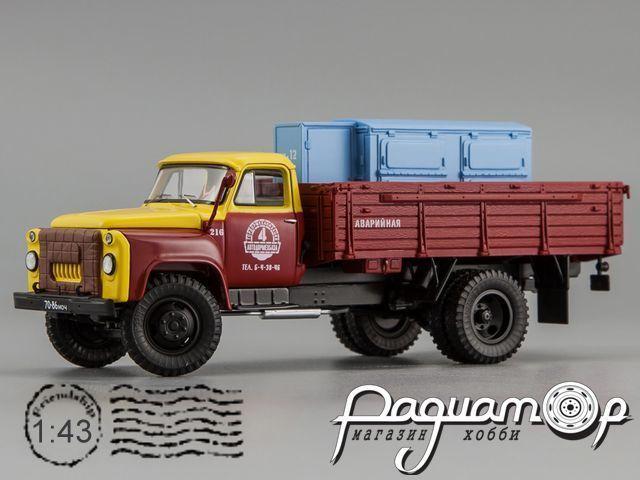 ГАЗ-53Ф