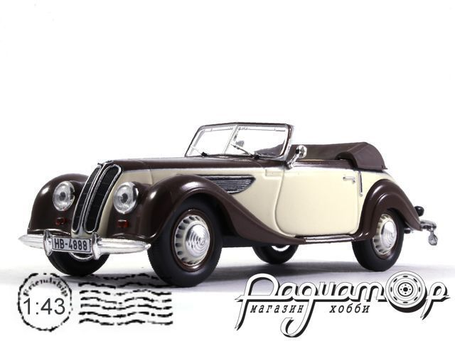 BMW 327 Convertible (1939) WB087 (Z)